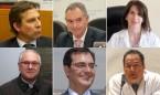 Madrid nombra seis nuevos gerentes en sus hospitales públicos