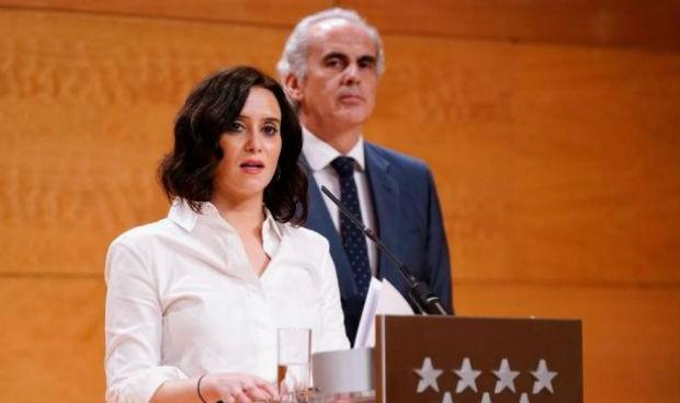 Madrid oficializa las nuevas medidas para frenar al Covid-19