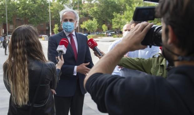 Madrid pone fecha al inicio de la vacunación de personas de 30 a 39 años