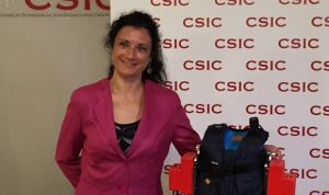 Madrid premia a la mujer que ha desarrollado el primer exoesqueleto biónico