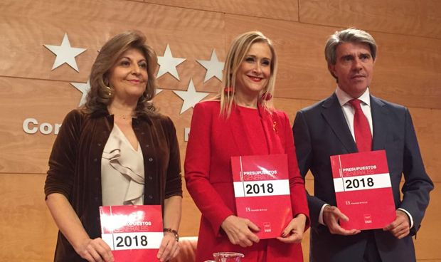 Madrid presupuesta 235 millones más para sanidad en 2018, hasta los 7.868