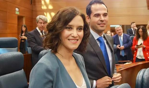 """Díaz Ayuso frena las casas de apuestas: """"Son un problema de salud pública"""""""