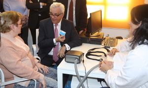 Madrid, primera en contar con dos puntos 'Inspira' para vigilar la apnea