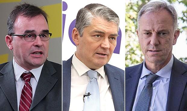Madrid renueva los gerentes de Primaria, Hospitalaria y Planificación