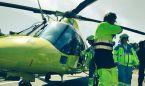 Madrid revisa los protocolos para los traslados sanitarios en helicóptero