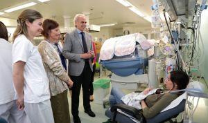 Madrid se consolida como la CCAA con mejores cuidados a neonatos graves