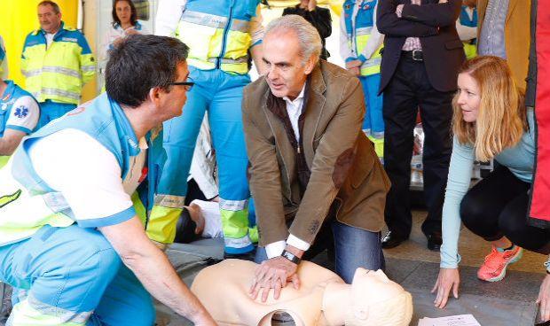 Madrid se prepara para estar a la altura de una emergencia sanitaria
