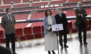 """Madrid arranca la vacunación masiva del Covid-19 """"con coraje y corazón"""""""