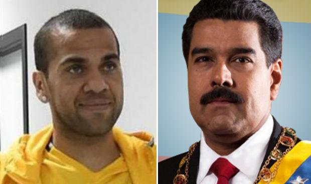 Maduro no quiere la ayuda de Dani Alves ante la crisis de medicamentos