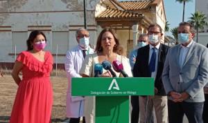 Málaga impulsa su polo de asistencia sanitaria con un nuevo centro de salud