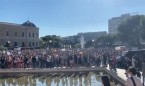 """Manifestación antimascarilla en Madrid: """"Una falta de respeto a sanitarios"""""""