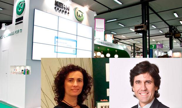 Manuel Garrido y Anna Llopis