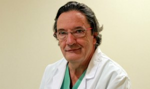 Manuel Martín, homenajeado por la Sociedad Boliviana de Cirugía