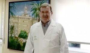 Manuel Molina, nuevo director gerente del Hospital Virgen del Rocío