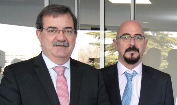 Manuel Molina y César Pascual