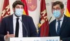 Manuel Villegas presenta su dimisión como consejero de Salud de Murcia