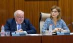 Mar Sánchez (Cs), nueva presidenta de la Comisión de Salud de Andalucía