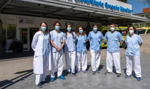 El Marañón, pionero en implantar enfermeras de Salud Mental en Urgencias