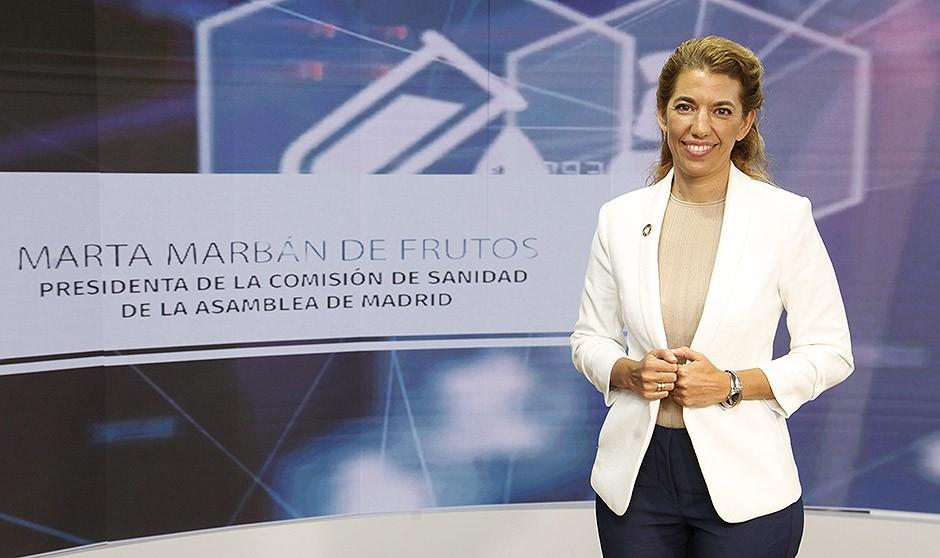 """Marbán: """"Debemos reivindicar que Madrid tiene la mejor red de Primaria"""""""