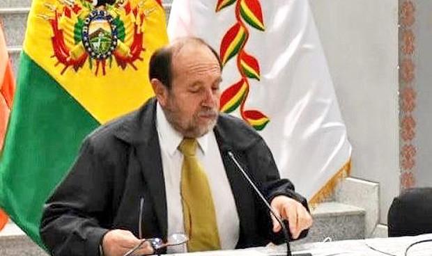 El ministro de Salud de Bolivia declara por el supuesto sobrecoste de unos respiradores comprados en España