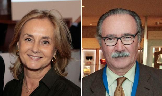 Margarita Alfonsel y Carlos A. Jiménez-Ruiz