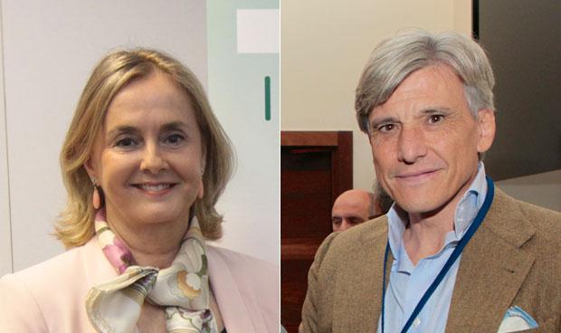 Margarita Alfonsel y José Luis Gómez