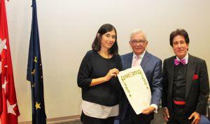 María Blasco, premiada por sus investigaciones sobre la esperanza de vida