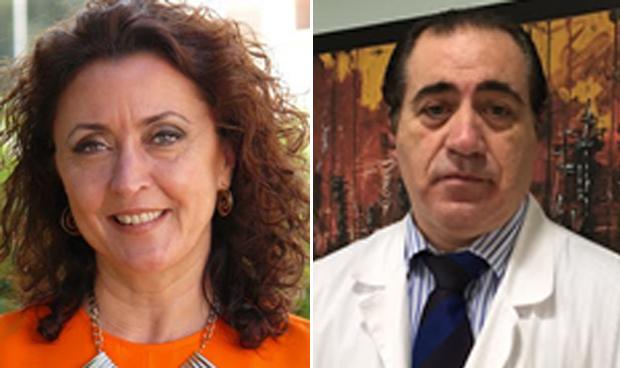 María Isabel Baena y Mariano Marín