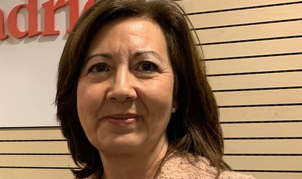 María Jesús Moro, jefa de Sección de Interna del Hospital de la Cruz Roja