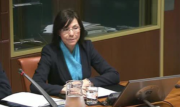María Jesús Múgica, nueva directora general de Osakidetza