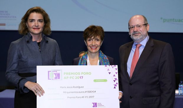 María Jesús Rodríguez Arcas, triunfadora de los premios Foro AF-FC