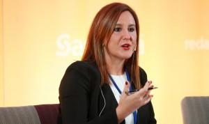 """María José Català: """"Montón pone la sanidad al servicio de la política"""""""