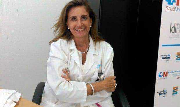 María José Mellado, primera mujer en presidir a los pediatras españoles