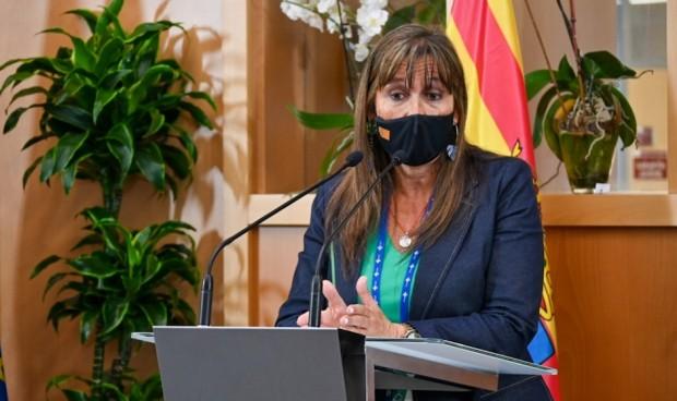 María Luisa Aparicio, nueva jefa de Grupo de Gestión en Personal del 061