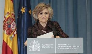 El BOE oficializa el paso de Carcedo a ministra de Sanidad en funciones