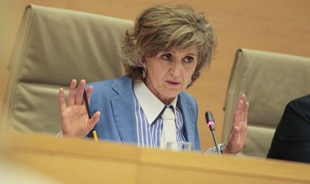 María Luisa Carcedo, ¿número uno del PSOE por Asturias?
