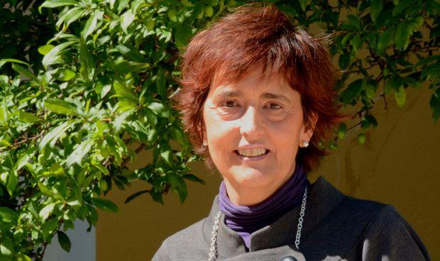María Luisa Valle, directora de la Escuela Nacional de Medicina del Trabajo