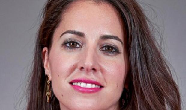 María Montero, presidenta de la Comisión de Sanidad de Castilla y León