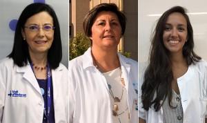 María Queralt, Eva Negro y María Larrosa, premios honoríficos de la SEFH
