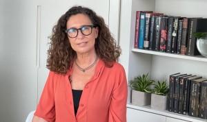 María Rosa Valls, gerente de Asisa en Vizcaya