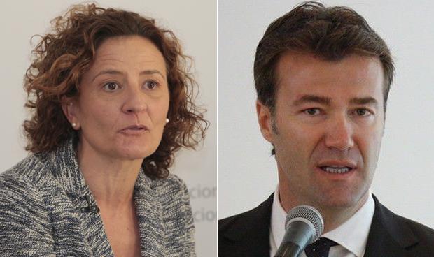 Mariluz Amador y Eduardo Recoder