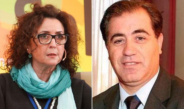Baena, nueva viceconsejera de Salud de Andalucía; Marín, gerente del SAS