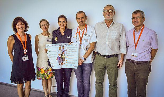 Marina Salud velará por la salud digital de los pacientes pediátricos