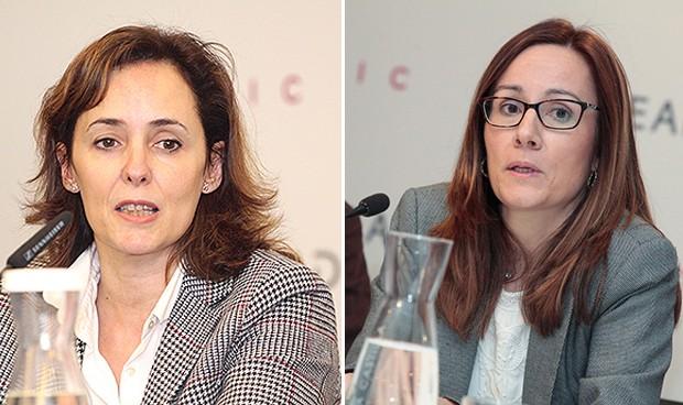 Marisa Álvarez y Amaya Echevarría