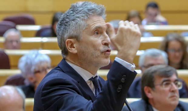 """Marlaska: trasladar la sanidad penitenciaria es la """"solución definitiva"""""""