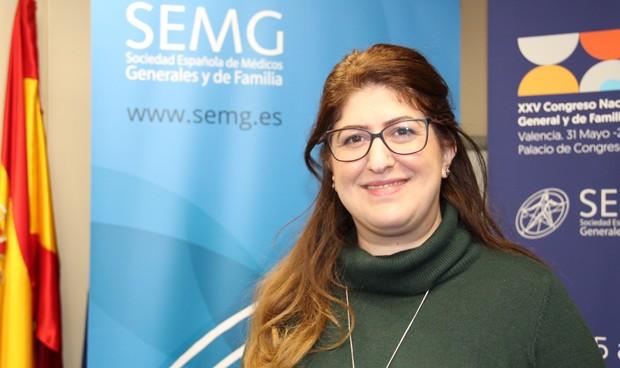 Marta Inmaculada Padrón, nueva presidenta de la Junta de SEMG Canarias