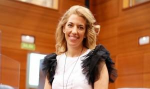 Marta Marbán de Frutos, presidenta de la Comisión de Sanidad de Madrid