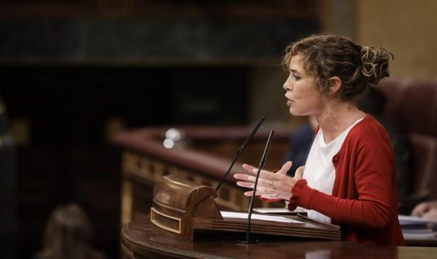 Marta Martín, portavoz sanitaria de Ciudadanos en el Congreso