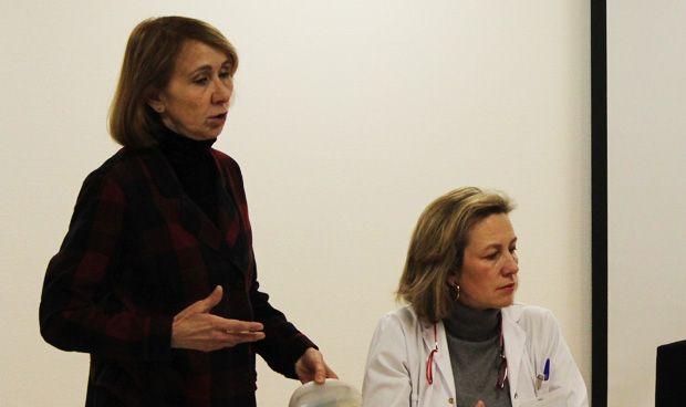 Marta Sánchez y Consuelo Fernández