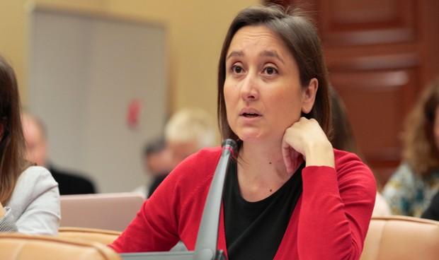 Marta Sibina, cabeza de lista por Girona al Congreso